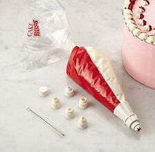 Cake Boss Decorating Tools 18-Inch Disposable Icing Duo Decorating Bags, 25