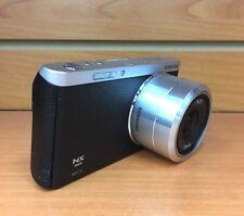 Samsung NX Mini NXF1 20.9MP Digital Camera - Black (Kit w/ NX-M 9-27 mm Lens)