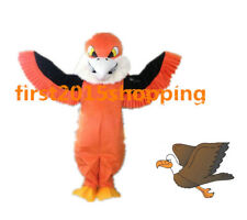 Eagles Mascot Costume Cartoon Fancy Dress Animal Halloween Cosplay Party Outfits