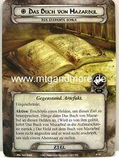 Lord of the Rings LCG - 1x Das Buch von Mazarbul  #024 - Khazad-Dum