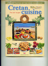 CRETAN CUISINE, The best recipes. Guide Book