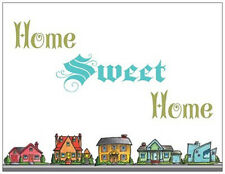 20 HOUSE Warming Home Sweet Home INVITATIONS Post Cards POSTCARDS