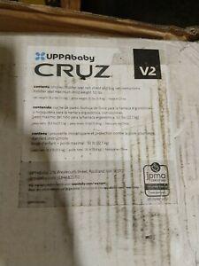 UPPAbaby CRUZ V2 Stroller - Jordan charcoal melange