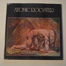 (PROG  ) ATOMIC ROOSTER - DEATH WALKS... - LP 180gr VINYL AKARMA NEW & SEALED