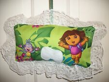 Handmade Dora the Explorer and Boots Tooth Fairy Pillow Decoration