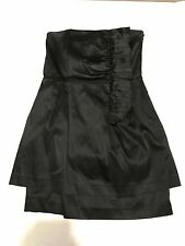 Forever New Black  Cocktail Dress Ladies Size 12