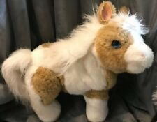FurReal Baby Butterscotch Horse Interactive Miniature Pony Realistic Plush Sound