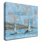 Tangletown Fine Art Sailboat No. 2 by Marta Wiley Print on Canvas 8W969Dc-2424