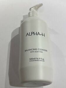 Alpha-H Balancing Cleanser - Aloe Vera (500ml) New Sealed
