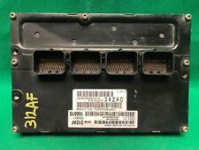 PROGRAMMED PLUG & PLAY 03 DODGE CARAVAN 2.4L ECU ECM CONTROL MODULE P04748312AF