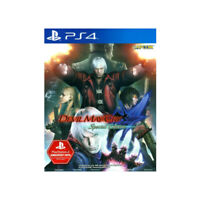 Devil May Cry 4 Special Edition PlayStation PS4 2015 English French Pre-Owned
