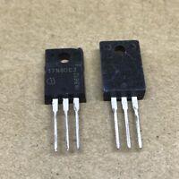 5PCS SPA17N80C3 TO-220F MOSFET N-Ch 800V 17A CoolMOS C3