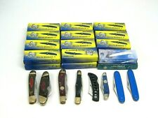 New Lot of 32 Frost Cutlery Delta Ranger Ii Lockback Mixed Pocket Knives Knife