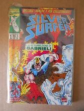 SILVER SURFER n°1 1995 Marvel Italia  [G691]