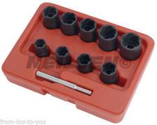 Juegos de llave de tubo de taller de impacto 19mm.
