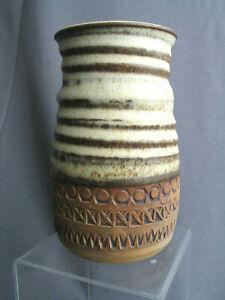 Broadstairs studio pottery vase Dianne Sanders