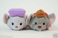 Now On Sale Disney Store JAPAN TSUM TSUM The Rescuers Miss Bianca Bernard
