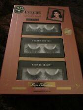 3 Pair Eylure Vegas Nay False Eyelashes Set Luxe Collection Limited Edition