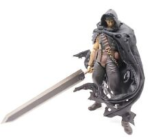 Damage Black Hooded Cape for Figma Berserk Guts (No Figure)