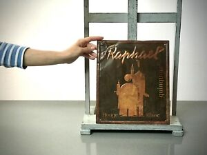 VINTAGE FRENCH ADVERTISING SIGN. ST RAPHAEL. FAMOUS POSTER ARTIST Ch. LOUPOT.