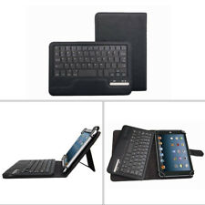 7-8 Inch Universal Tablet Keyboard 2-in-1 Wireless Travel Cover Holder Stand