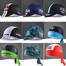 Men Cycling Hat Outdoor Sport Bicycle Head Scarf Racing Bandana Cap KV