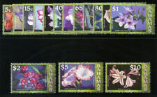 Bahamas 2008 QEII Flora set complete superb MNH. SG 1425-1438. Sc 1182-1195.