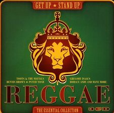 Get Up Stand Up (Reggae) - 3 DISC SET - Get Up Stand Up (Reggae) (2012, CD NEUF)
