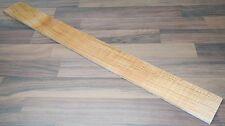 Tonewood Riegel Maple 318 Bastelholz Ahorn Guitar Tonholz Blank Fingerboard Neck
