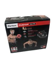New in Box Perfect Pushup Elite Fitness Rotating Handle V2