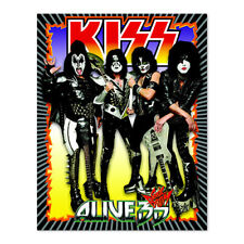 KISS 2009 Alive 35 Sonic Boom Tour Program Tourbook