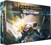 LEGENDARY ENCOUNTERS - A Firefly Deck Building / Card Game (Upper Deck) #NEW