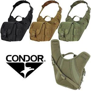 Condor 156 Tactical Modular Hook Loop EDC EMT Medic Conceal Carry Waist Pack
