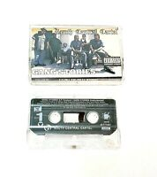 South Central Cartel Gang Stories Cassette Tape Gangsta Rap Hip hop Tested RARE