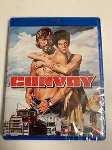 Convoy Blu-ray KINO LORBER Kris Kristofferson Ali MacGraw ~ Sealed!