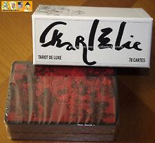 Coffret jeux Tarot de Luxe 78 cards Edition Limitée (cards / CharlElie Couture)