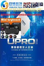AU 2018 UPRO 最新安博盒子第五代國際版澳洲授权经销商现货包邮Unblock Tech AU Gen5 I900 OS UBOX5 BT TV Box