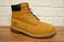 Timberland Womens Size 4.5 Honey Premium Leather Walking Hiking Ladies Boots