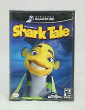 Shark Tales Nintendo GameCube Brand New Factory Sealed