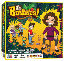 It's Bananas! the Monkey Tail Game for Kids, Teens and Tipsy Adults, Family fun