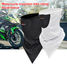 Motorcycle Cycling Riding Summer Thin Scarf Bandana Half Face Cover Headwear Hat