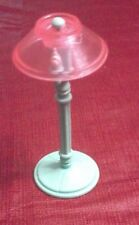 Fisher Price Loving Family Dollhouse Living Room Floor Lamp Pink and Blue