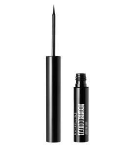 MAYBELLINE Tattoo Liner Liquid Ink Long Lasting Eyeliner 710 INK Black - NEW