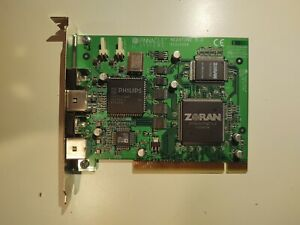 Untested Pinnacle Redstone 5.0 PCI Video Capture Card