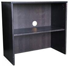 IKEA Effektiv Anbauelement schwarzbraun 1x Regalboden 600.725.17
