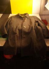 La Maison Simons Petite Lambswool & Cashmere Women's size 10 Duffle style coat