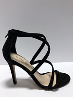 Chinese Laundry Women's Jillian, Black Open Toe High Heels, Size 8.5M.