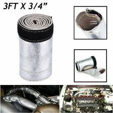 2000° Spark Plug Wire Heat Protector Sleeve Heat Shield Insulation Sleeve 3Ft