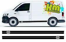 Goteo de gran logotipo de pegatinas de vinilo Calcomanías Para Vw Transporter T4 T5 coche caravanas