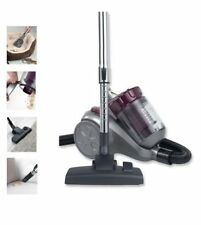 Salter SAL0004A Compact Pet Plus 1L 700W Cylinder Vacuum Cleaner Aubergine NEW T